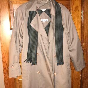 BREM Rainwear Double-Breasted Trench Coat 12